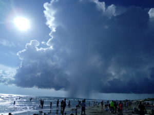 Джемете пред бурей
